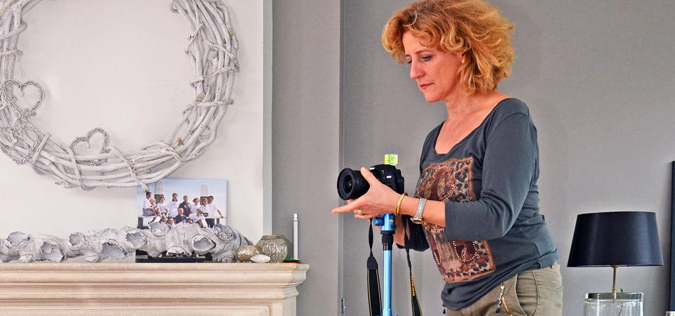 Jeannete van Maris; interieurfotograaf & verkoopstyling